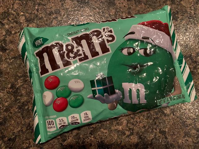 Mint M&Ms (USA)