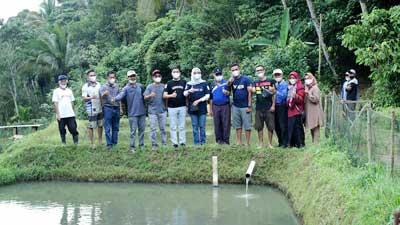 Pemko Sawahlunto Dukung Kelompok Perikanan Multikarya Group