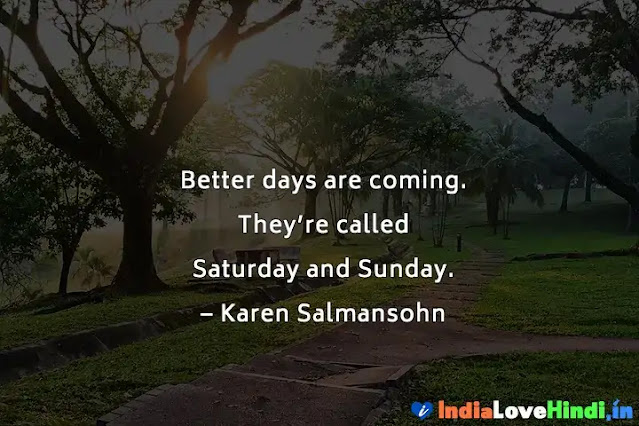 saturday good morning quotes for whatsapp