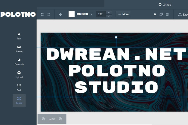 Polotno Studio - Νέα δωρεάν online εφαρμογή δημιουργίας εικόνων για social media