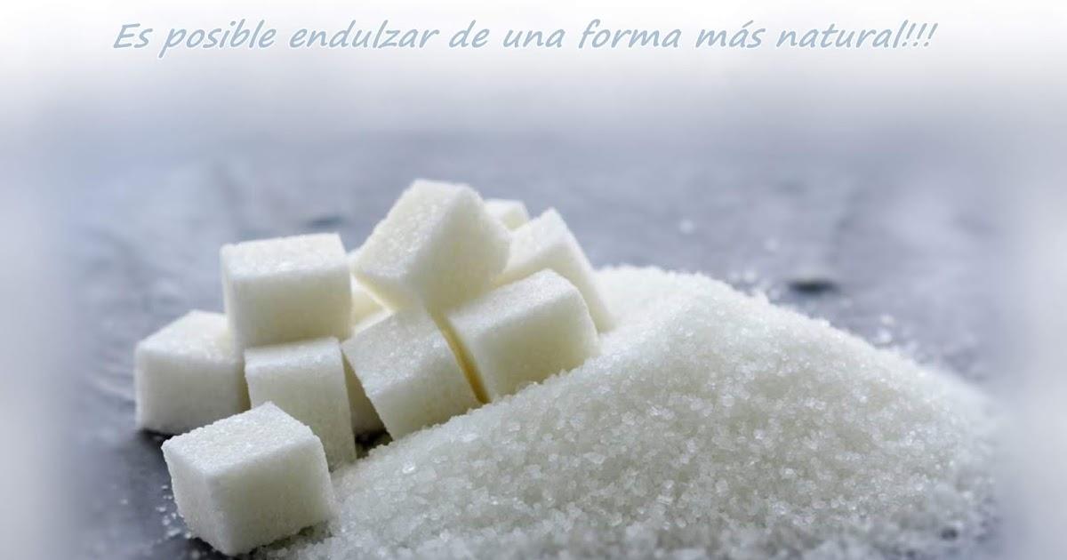 Equivalencia entre azucar y sacarina