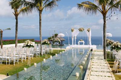 Pernikahan di Pulau Dewata