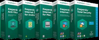 تحميل مكافح الفيروسات كاسبرسكي kaspersky مجانا وبشكل رسمي من الموقع الرسمى