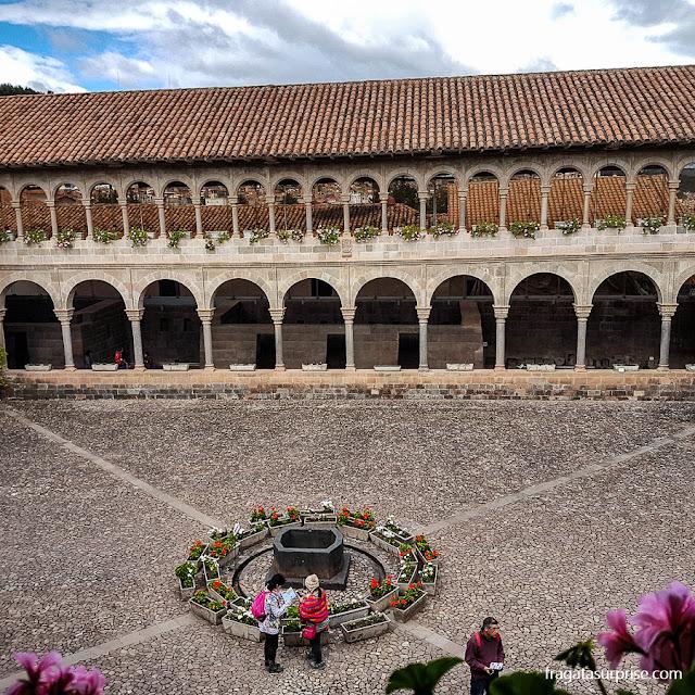Qoricancha/ Convento de Santo Domingo, Cusco, Peru