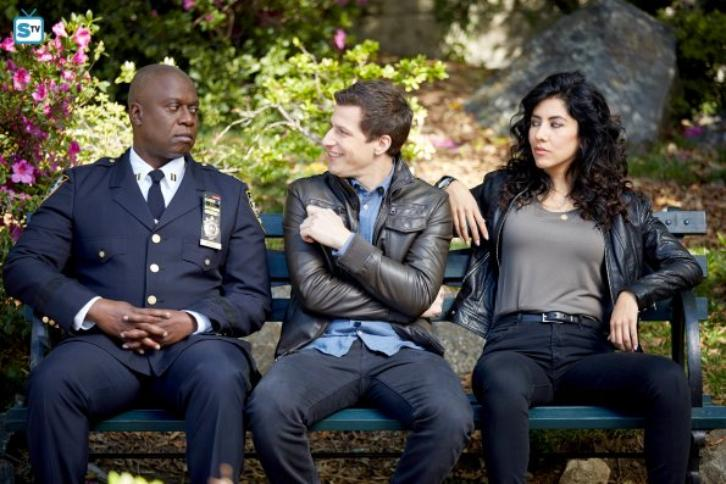"Brooklyn Nine-Nine - The Bureau - Review: ""Cliffhanger Madness"""