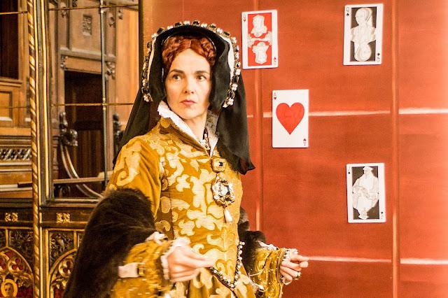 Martin Bussey: Mary's Hand - Clare McCaldin (Photo Robert Workman)