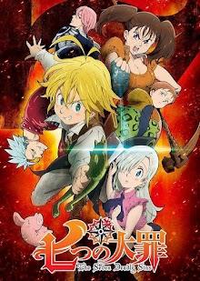 تقرير انمي Nanatsu no Taizai s2 الموسم الثاني
