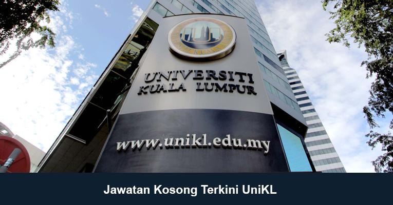 Jawatan Kosong di Universiti Kuala Lumpur