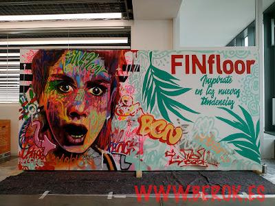 graffitis finfloor cara firmas