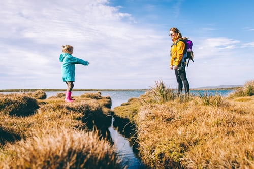 family photoshoot ideas outdoor