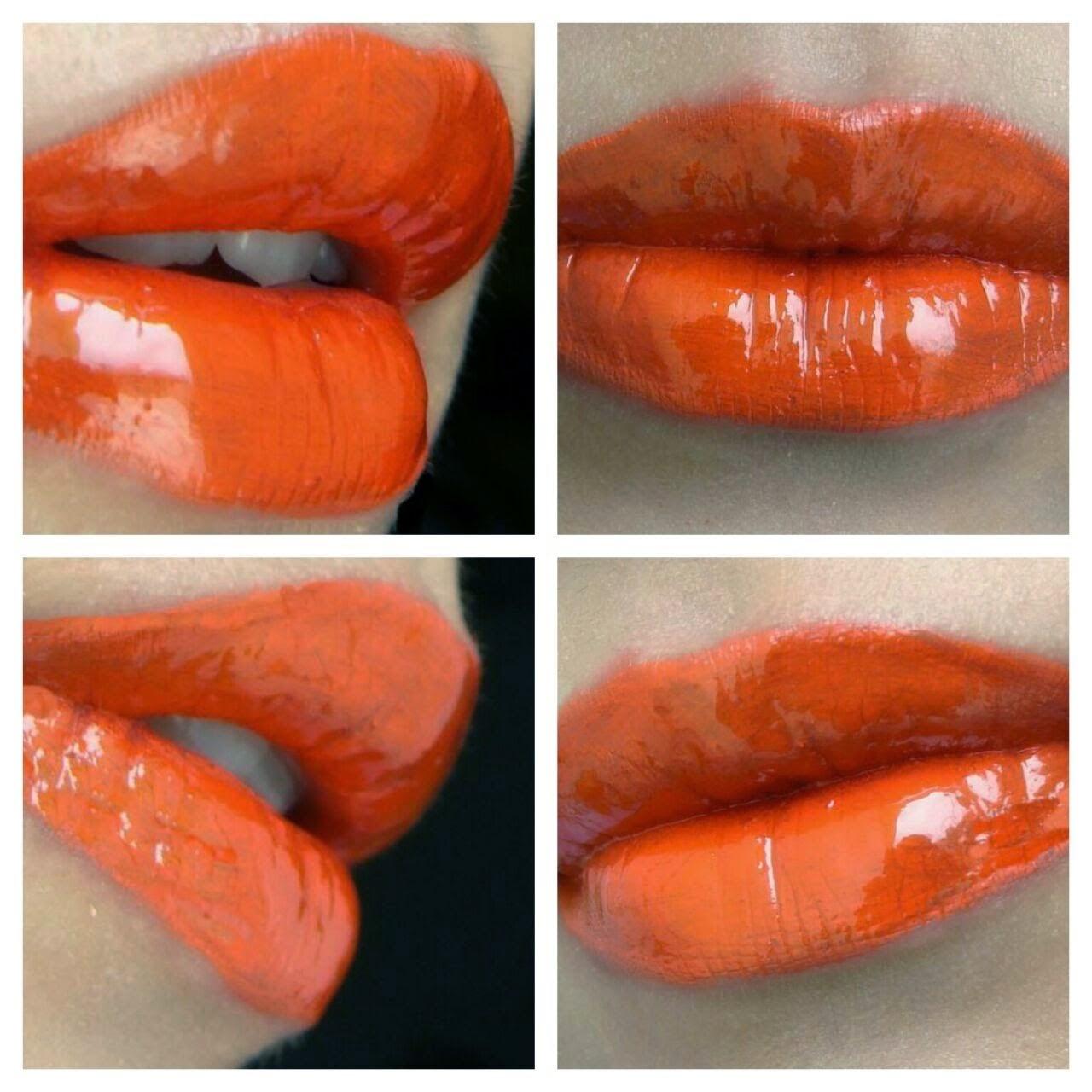 Best Orange Lip Color