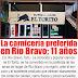 EL TORITO, la carnicería preferida en Río Bravo; 11 años
