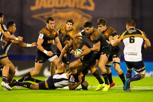 Formación de Jaguares para recibir a Stormers