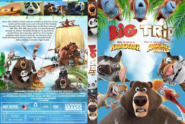 The Big Trip DVD Cover