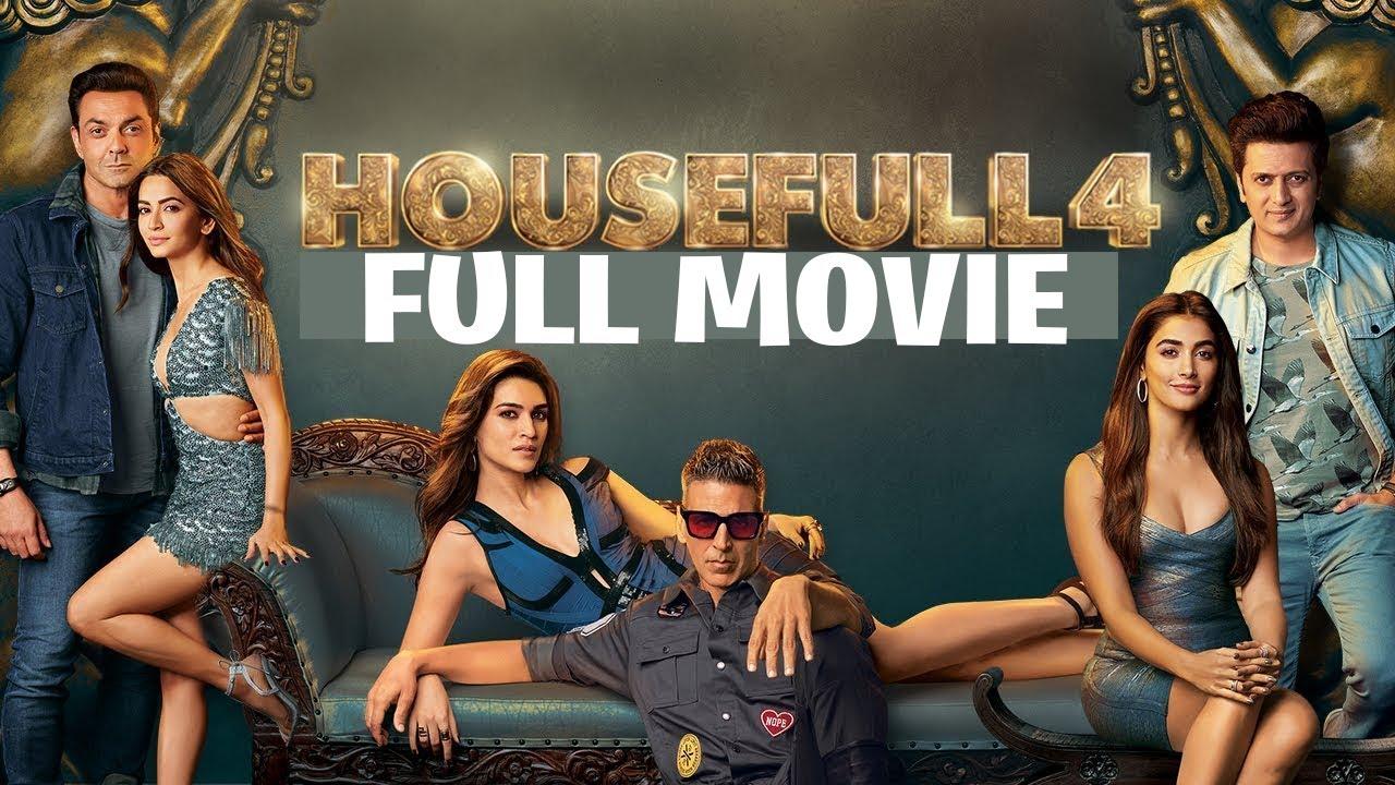 Housefull 4 Download Full Movie