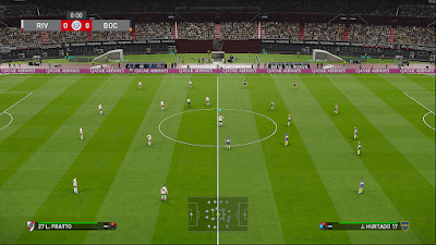 PES 2020 Stadium El Monumental Update by Fede