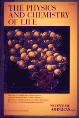 Physics and chemistry of life