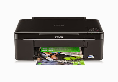 Epson Stylus SX125 Driver Manual Software & Download