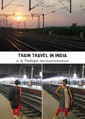 train journeys in India pinterest