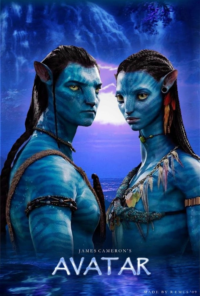 Avatar 2009 Dual Audio Full HD Movie Download Bluray