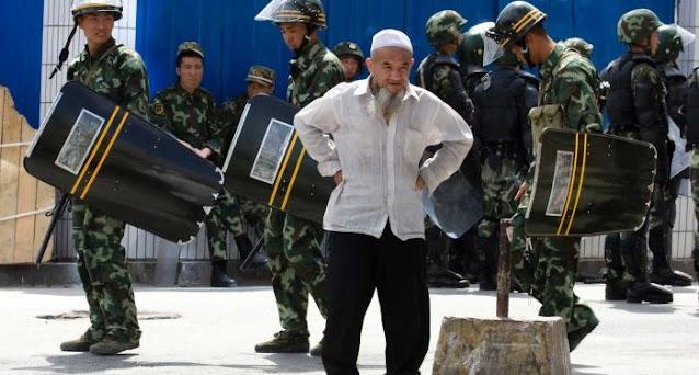 Pendapat Hukum Inggris: Ada Bukti China Niat Hancurkan Muslim Uighur
