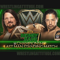 WWE Money In The Bank Results - June 17, 2018