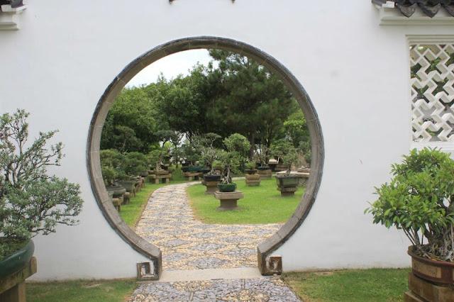 Taman Bonsai Japanese Garden Singapura