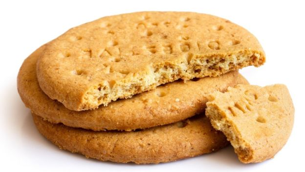 why biscuits have holes