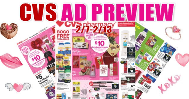 CVS Ad Scan 2-7 to 2-13