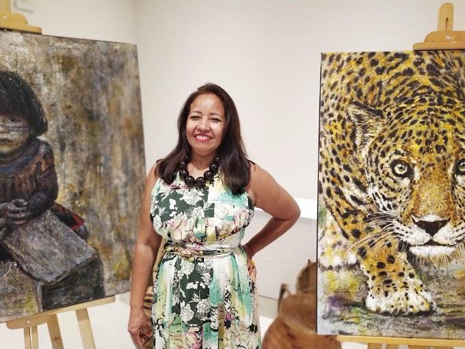 Rosa dos Anjos lança sua pré-candidatura à vereadora da cidade de Manaus