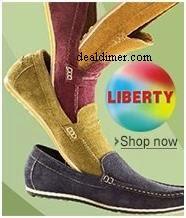 Liberty Footwear Extra 40% Off - Amazon