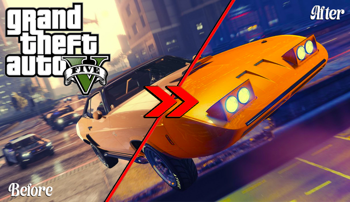 Download GTA V SweetFX Graphics For Low PC