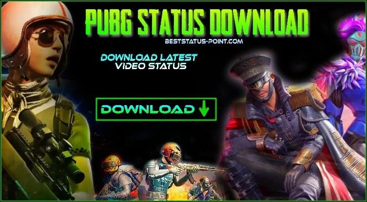 Pubg Status Download