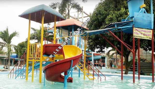 Alamat lengkap harga jam buka kolam renang Jencia Park Tambun Bekasi