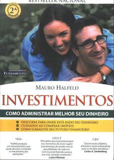 Livro - Investimentos - Mauro Halfeld