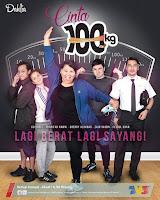 Cinta 100kg Episod 18