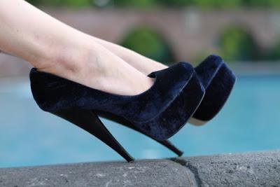 Zapatos de noche lindos