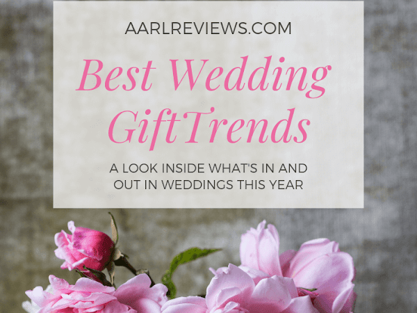 Top Gift Ideas to Give to a Bride?