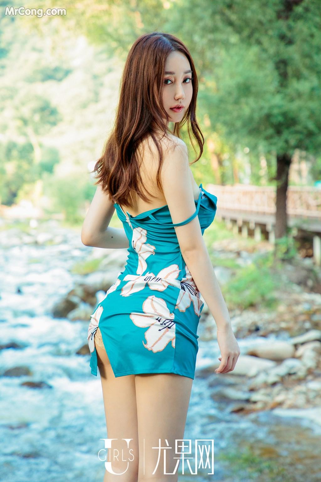 Image UGIRLS-U392-Wang-Yi-Han-MrCong.com-004 in post UGIRLS U392: Người mẫu Wang Yi Han (王翊涵) (66 ảnh)