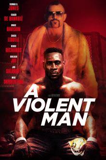 A Violent Man 2017 Dual Audio Hindi 480p