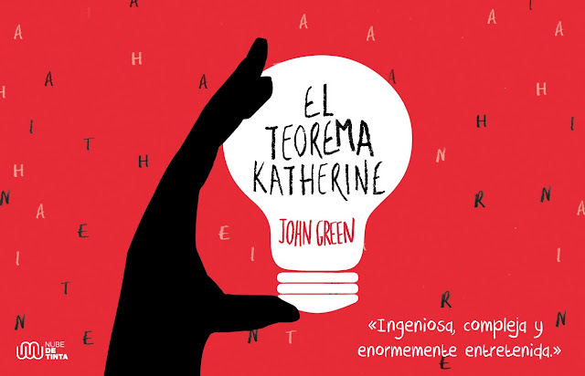 Reseña | El teorema Katherine - John Green