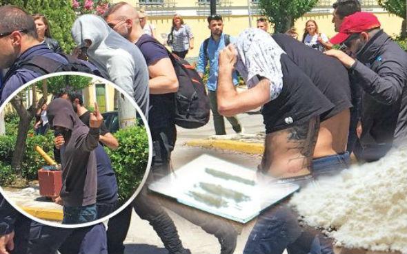 Αποτέλεσμα εικόνας για Προφυλακίστηκαν οι 14 από τους 15 συλληφθέντες της σπείρας των χρηματοκιβωτίων