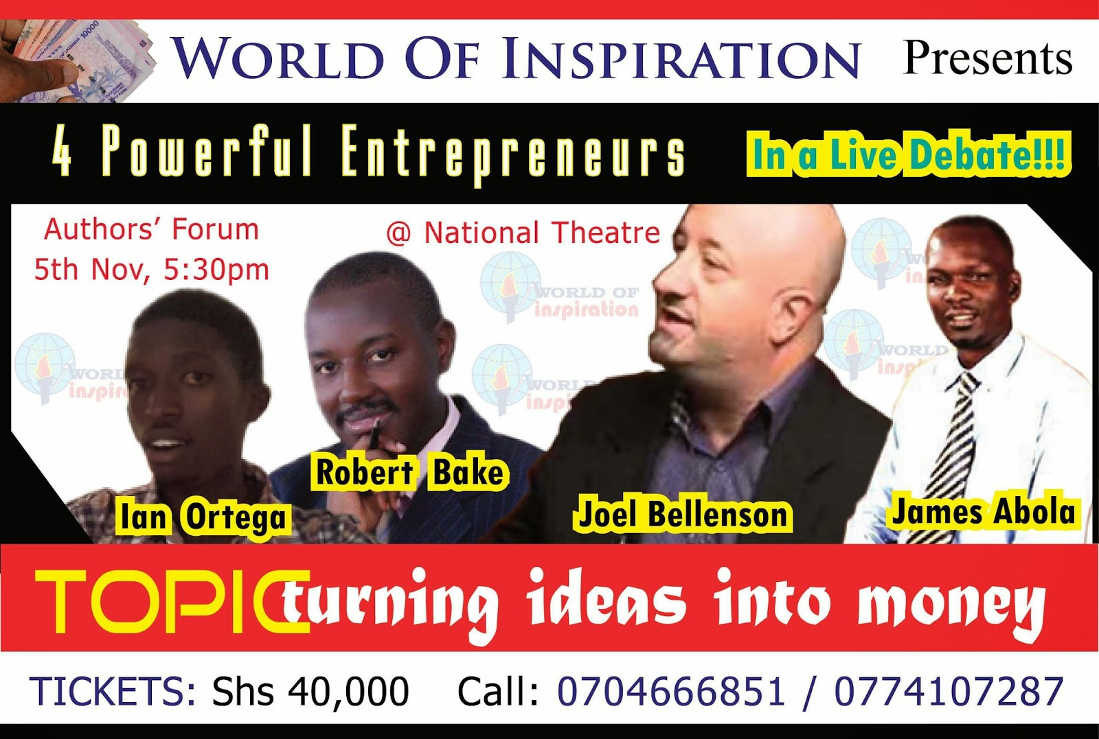 WORLD OF INSPIRATION: October 2014