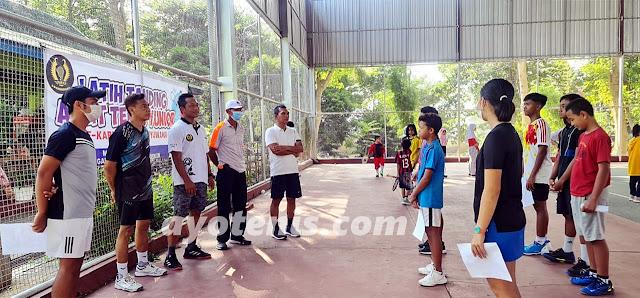 Pengkab PELTI Banyuwangi Gelar Latih Tanding