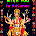 Navratri Wishing Script 2019  Free Download for Blogger -