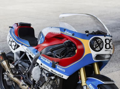 BMW S1000 RR Custom Endurance