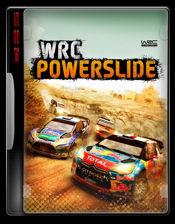 Download WRC Powerslide-CODEX