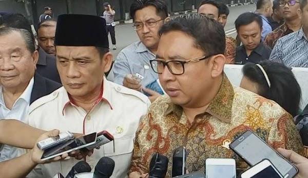 Fadli Zon Curiga Ada Akal-akalan Capres Tunggal Pemilu 2019