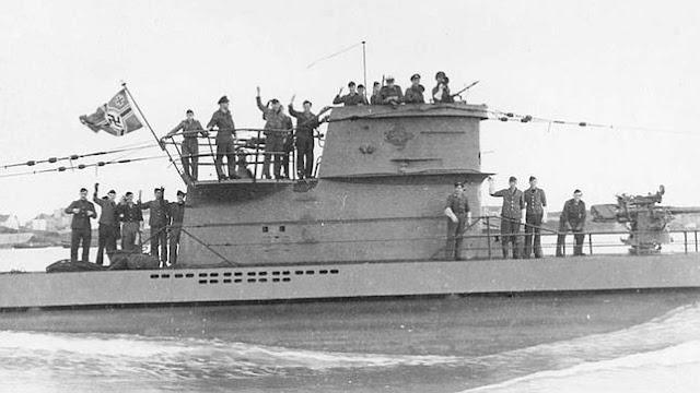Así se vivía a bordo de un submarino alemán en la II Guerra Mundial