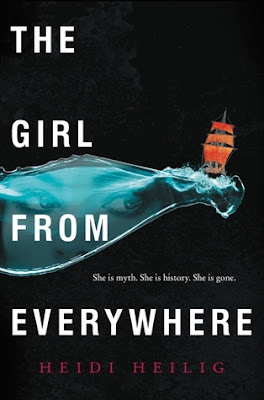 The Girl from Everywhere release blog party!